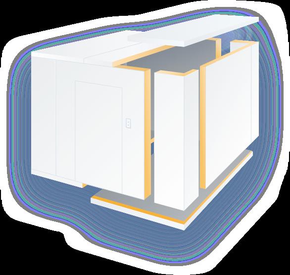 Hűtőkamra, hűtőház építés
